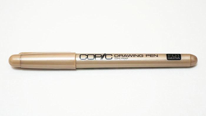 コピックドローイングペン