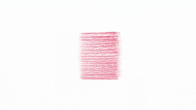 色鉛筆の線