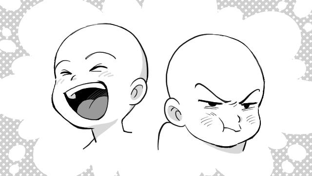 子供は表情が豊か