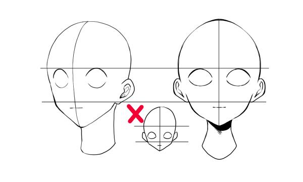 イラストの描き方を知りたい目はキャラクターの印象を左右するお