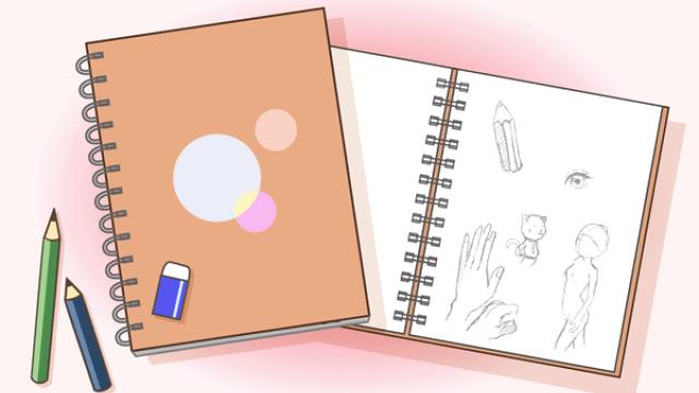 イラスト練習にぴったりの紙とは?それぞれの特徴やおすすめを紹介