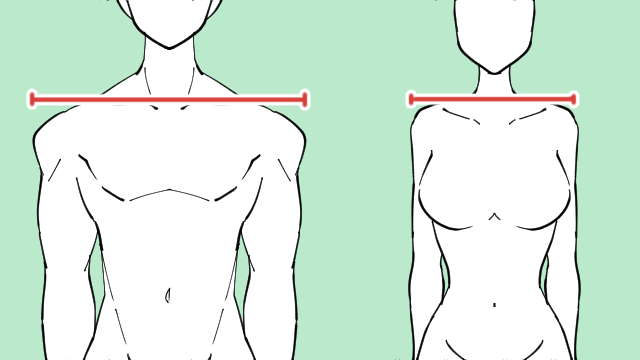 絵の描き方を知りたい体を上手に描く方法を詳しく紹介お絵かき図鑑