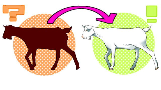動物シルエット