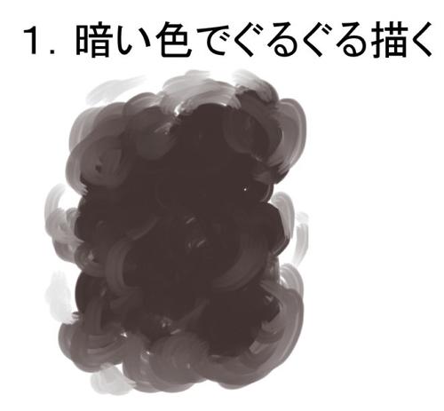 爆発メイキング