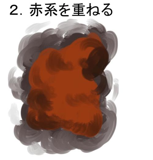 爆発メイキング2