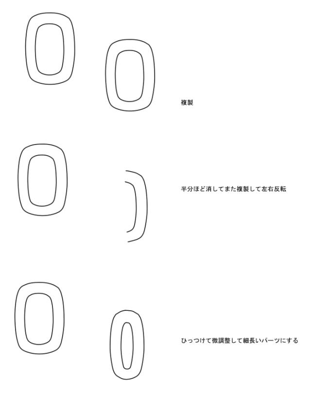 SAIを使った鎖の描き方3