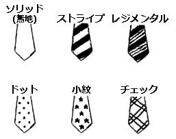 ネクタイの種類5