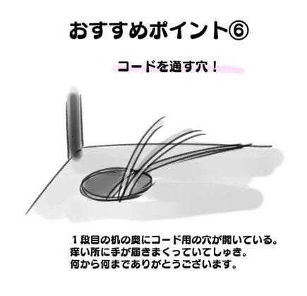 液タブにおすすめの机9