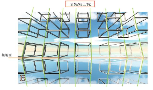 反射の描き方2