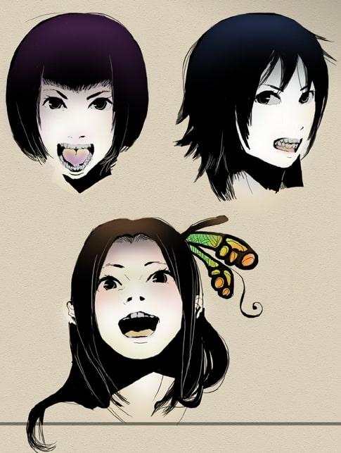 歯と顔のバランスについて2