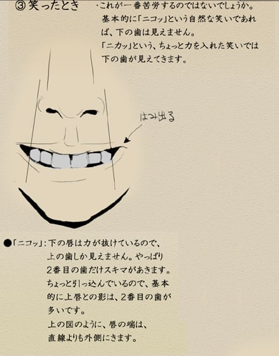 歯と顔のバランスについて8