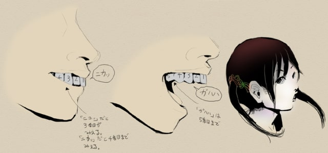 歯と顔のバランスについて11