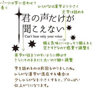 ロゴの作り方 6