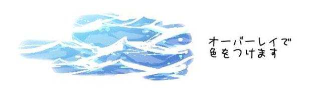 水面の描き方5