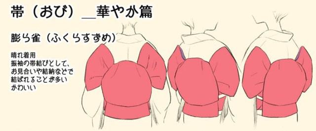 帯の描き方5