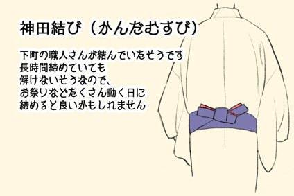 帯の描き方11