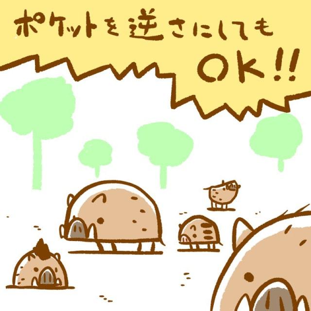 猪の描き方5