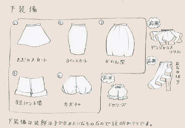 装飾品・衣装デザイン5
