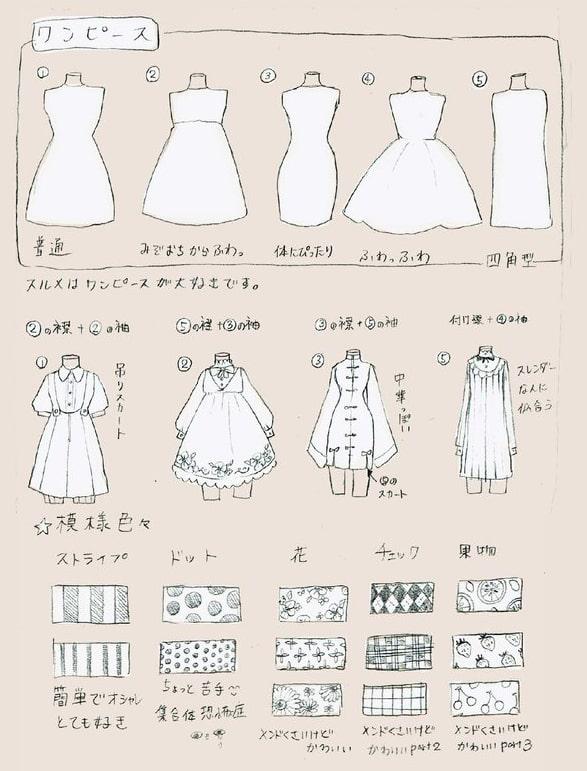 装飾品・衣装デザイン7