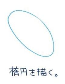 傘の描き方1