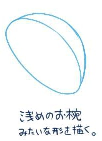 傘の描き方2