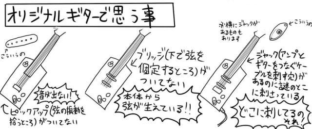 ギターの描き方4