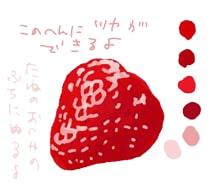 苺のメイキング5