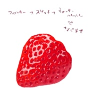 苺のメイキング11