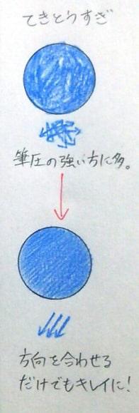 色鉛筆の塗り方3