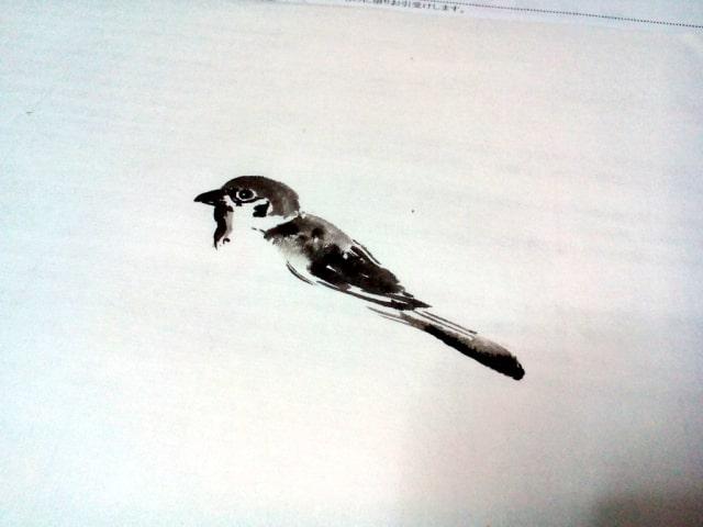 水墨画の描き方3