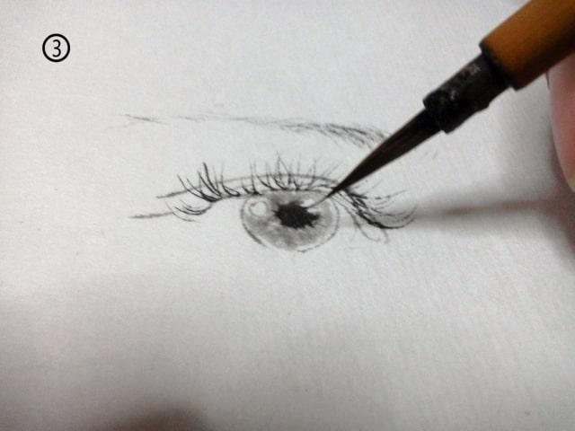 水墨画の描き方14