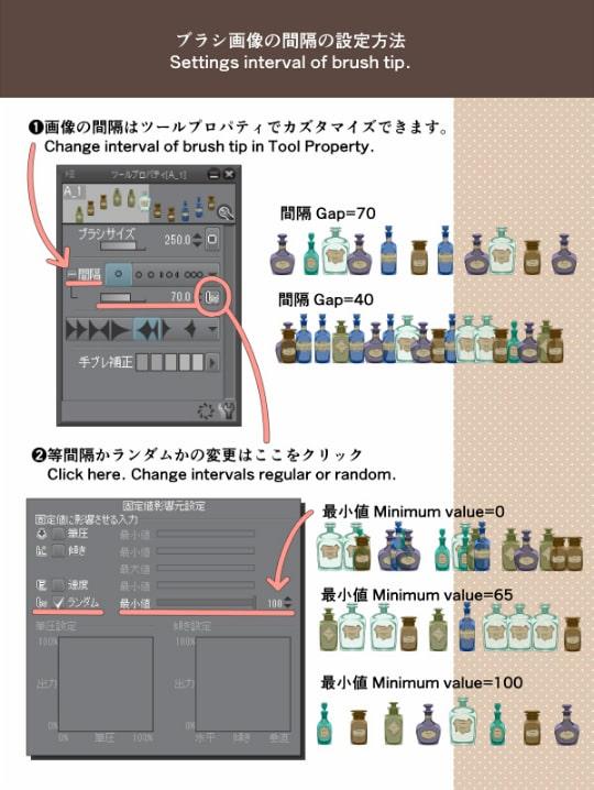 瓶、小物ブラシn3