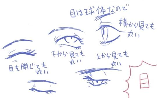 アタリの描き方1