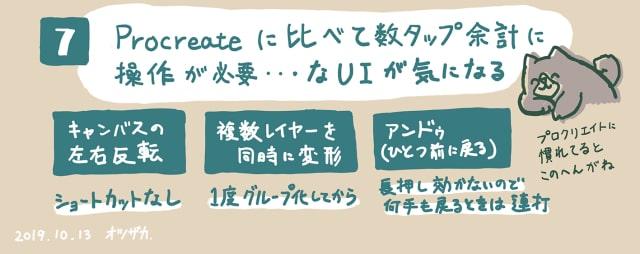 AdobeFrescoの使い方7