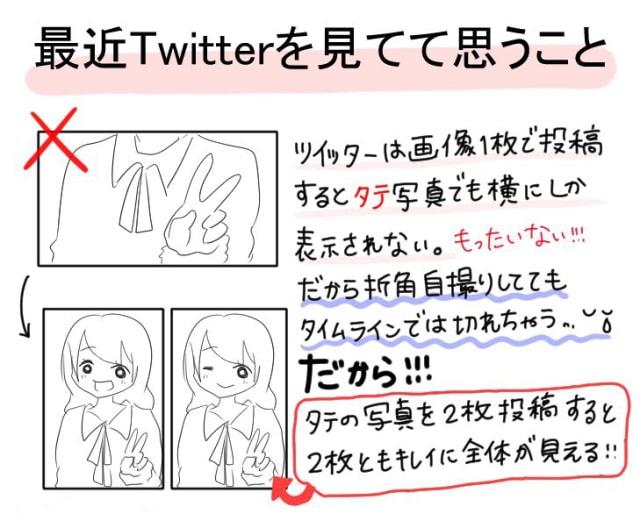 Twitter画像投稿1