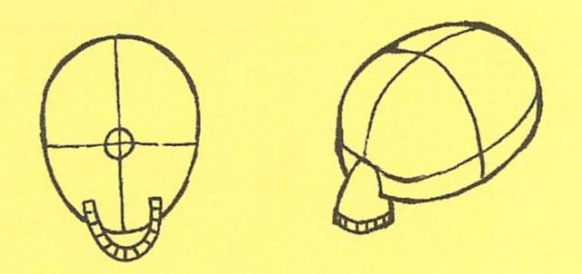 骸骨の描き方3