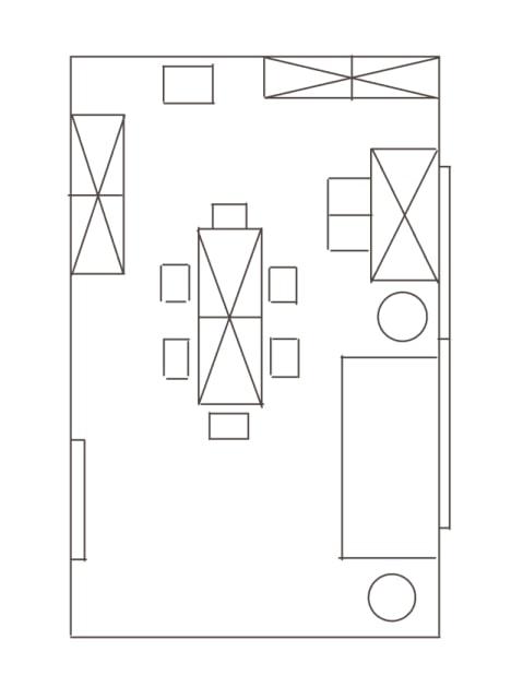 部屋の描き方1