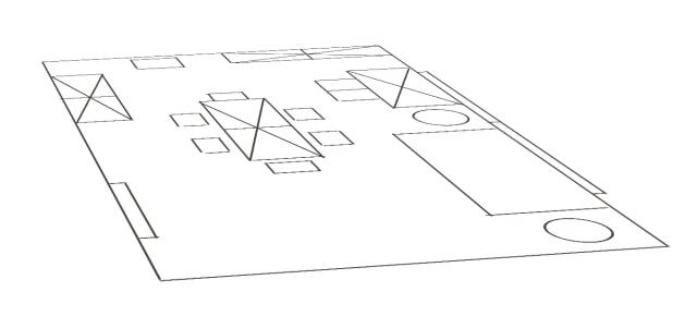 部屋の描き方2