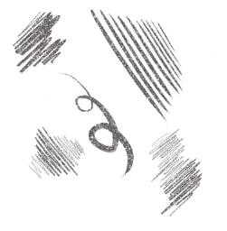 アニメーター専用リアル風鉛筆