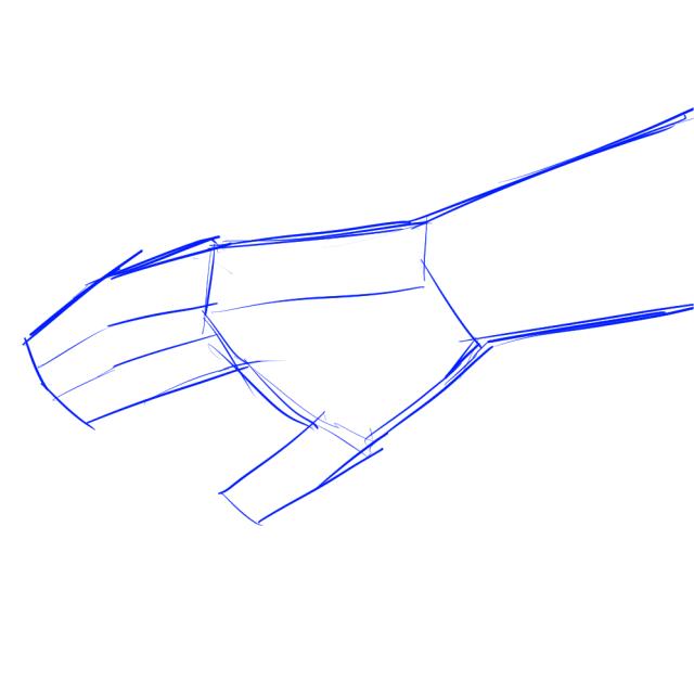 手のデッサン02