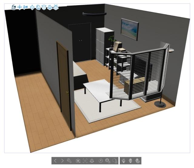 3D素材 洋室