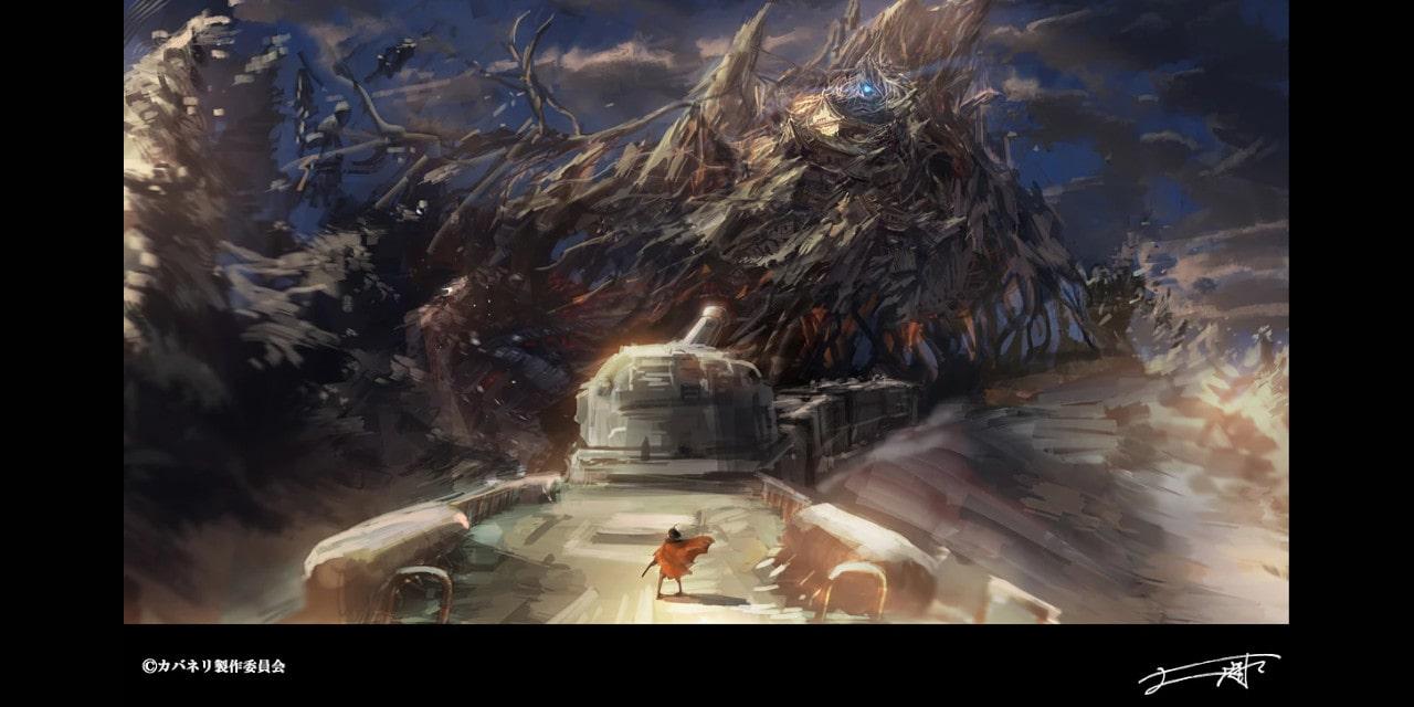『FF7リメイク』『ヒプマイ』『カバネリ』背景・コンセプトアート、よー清水「サービス精神が大事」
